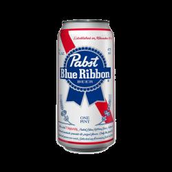 """Пиво """"Pabst Blue Ribbon"""", светлое (4,6%)"""