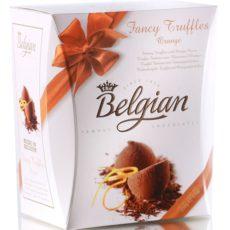Трюфели The Belgian с кусочками апельсинов 200г