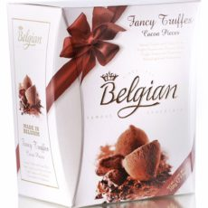 Трюфели The Belgian со вкусом какао 200г