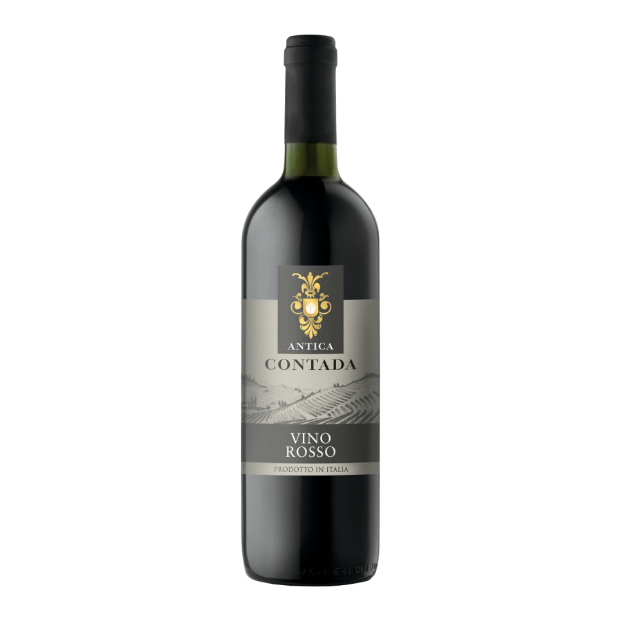 Вино Antica Contada vino rosso (красное, сухое) 0,75 л