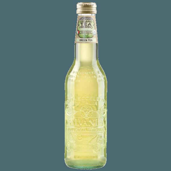 """Холодный чай Galvanina """"VERDE"""", 355 мл."""