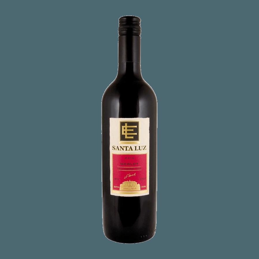 Вино Santa Luz Merlot (красное, сухое) 0,75 л