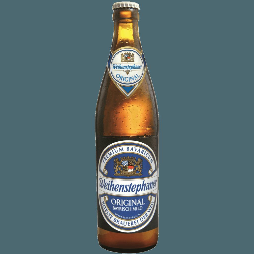 """Weihenstephan"" Original пиво, 0.5 л. (5.1%)"