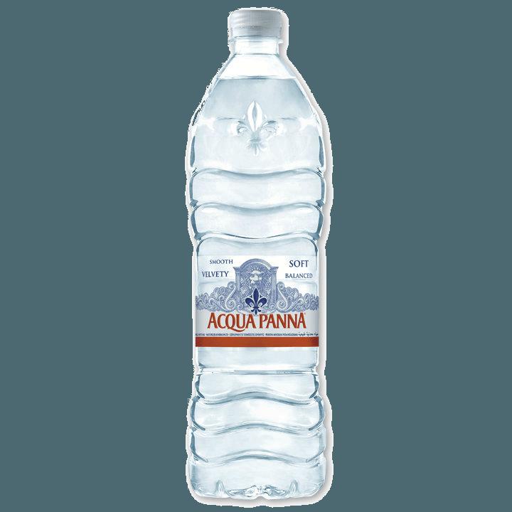 Acqua Panna, минеральная негазированная вода, 1.0 л.
