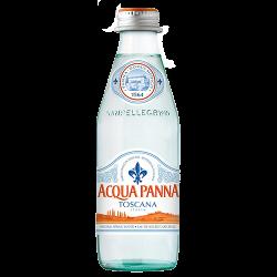 Acqua Panna, минеральная негазированная вода, 0.25 л.