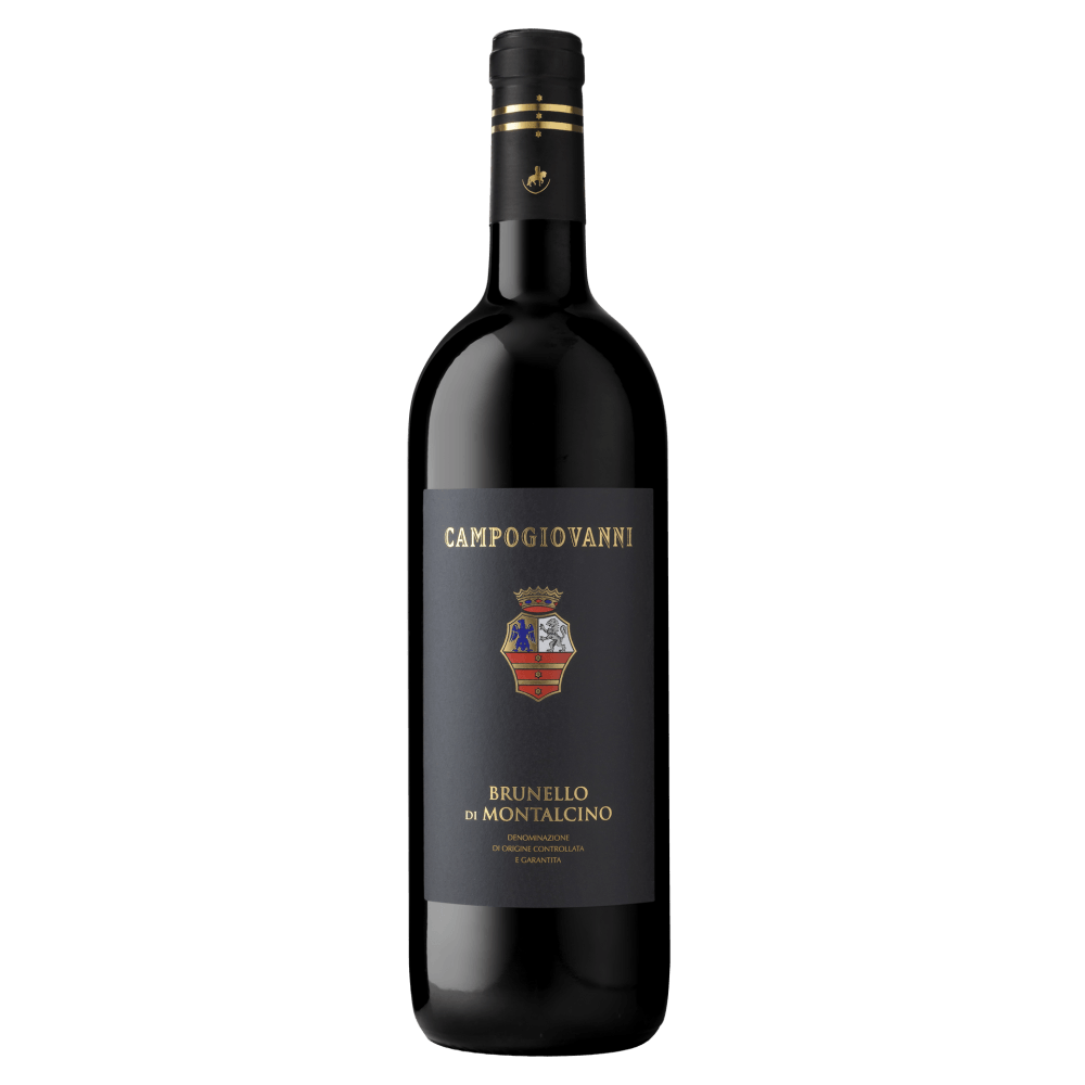 Вино Brunello di Montalcino Campogiovanni (красное, сухое), 0.75 л., 2013 г (S)