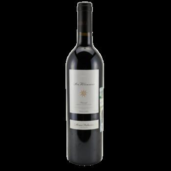 Вино Les Terrasses Velles Vinyes (красное, сухое), 0.75 л., 2016 г (S)