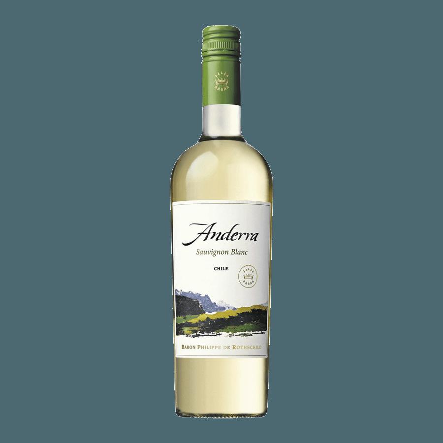 Вино Anderra Sauvignon 0,75 л (ew)