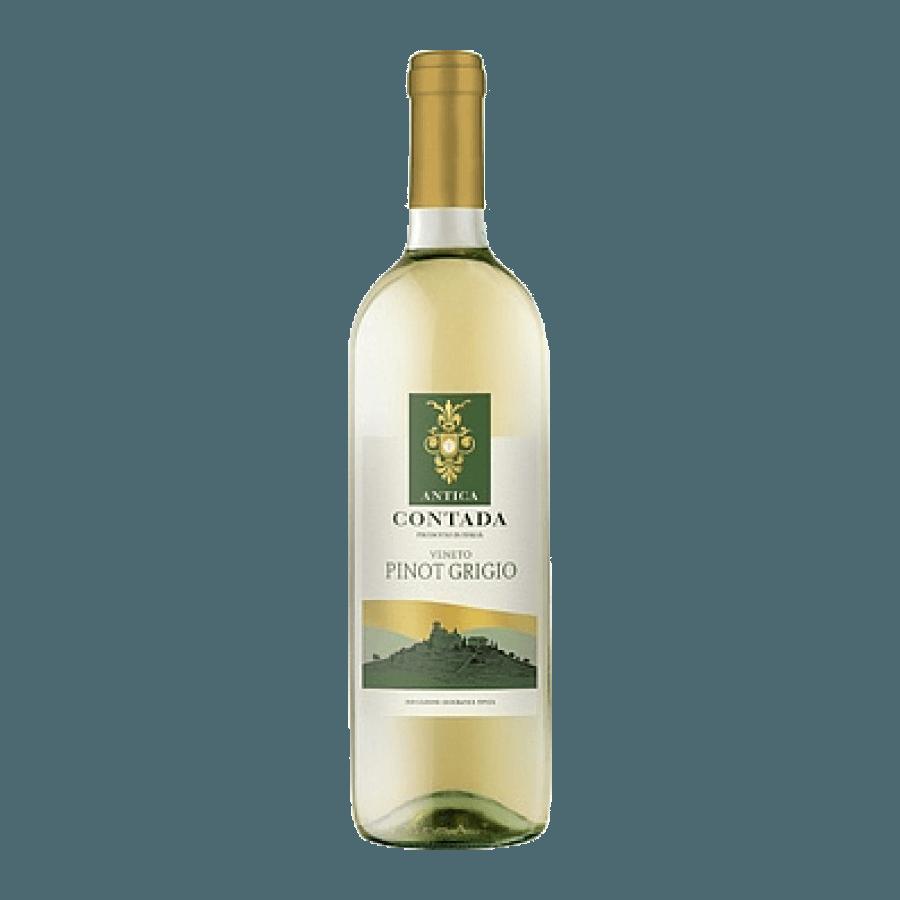 Вино Antica Contada Pinot Grigio Delle Venezie (белое, сухое) 0,75 л
