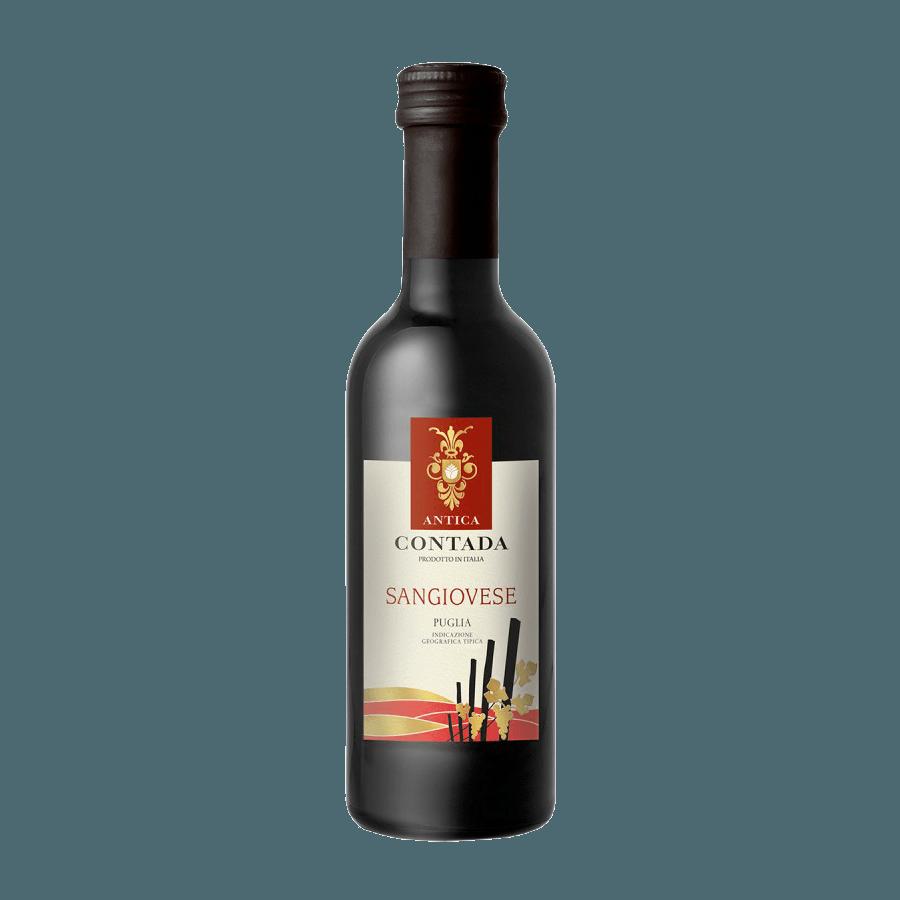 Вино Antica Contada Sangiovese (красное, сухое) 0,25 л