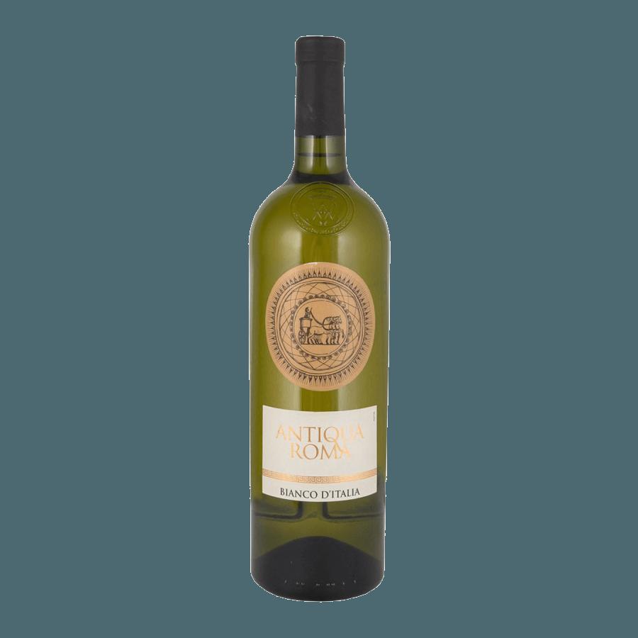Вино Antiqua Roma Bianco D'Italia (белое, полусухое) 0,75л