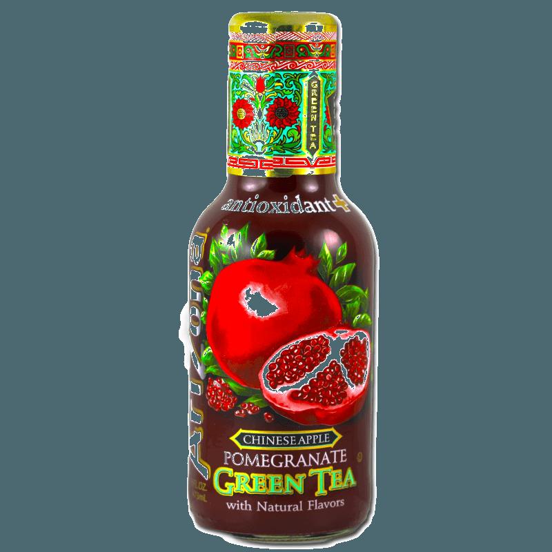 Напиток Arizona (гранат и зеленый чай), 0.5 л.