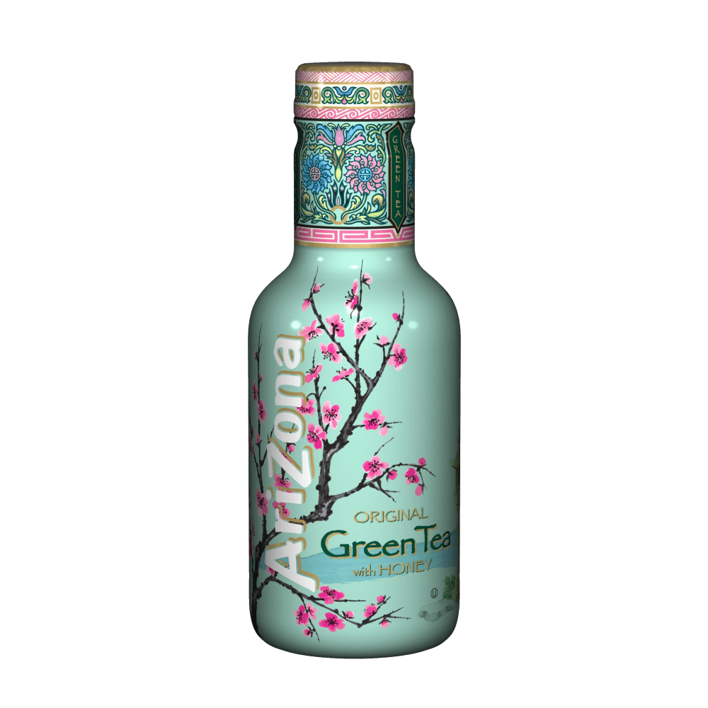 Напиток Arizona (зеленый чай), 0.5 л.