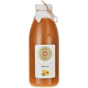 ARMAjuice Нектар абрикосовый 750мл