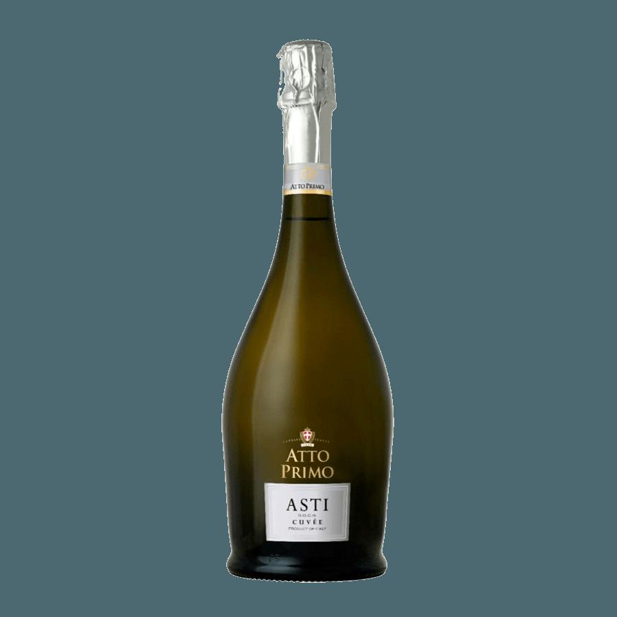 Вино игристое Atto Primo Asti DOCG (белое, сладкое) 0,75 л