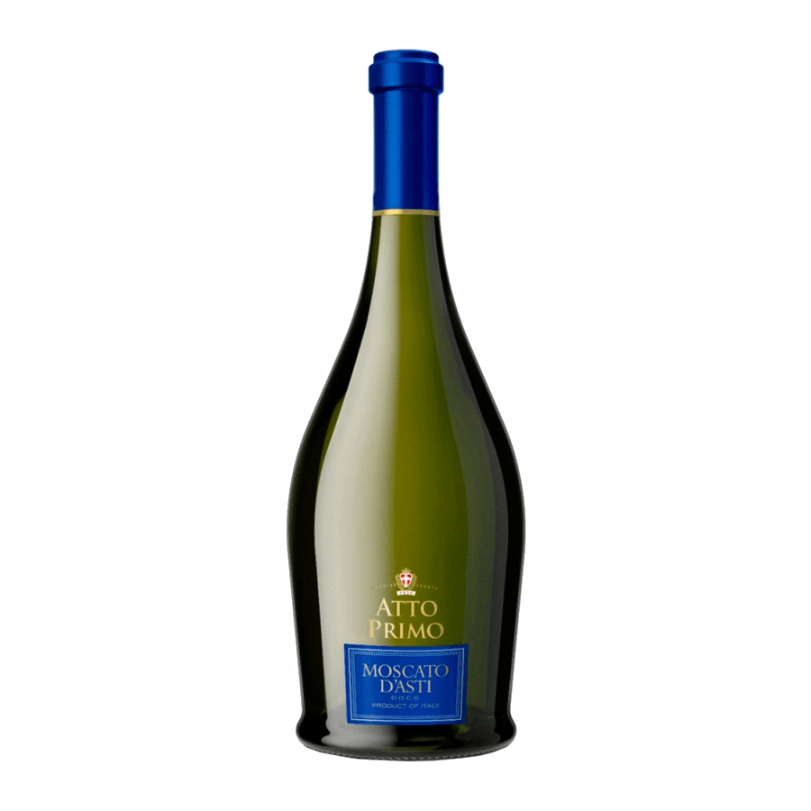 """Вино игристое """"Atto Primo Moscato"""" D' Asti DOCG (белое, сладкое), 0.75 л"""