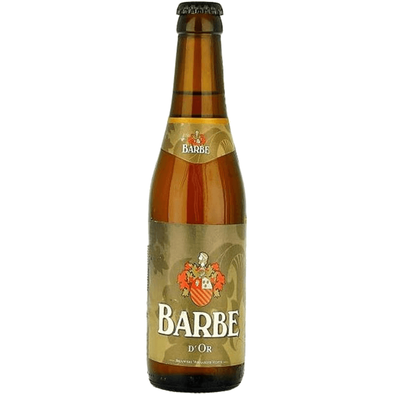 "Пиво ""Verhaeghe"" Barbe d'Or, 0.33 л. (7.5%)"