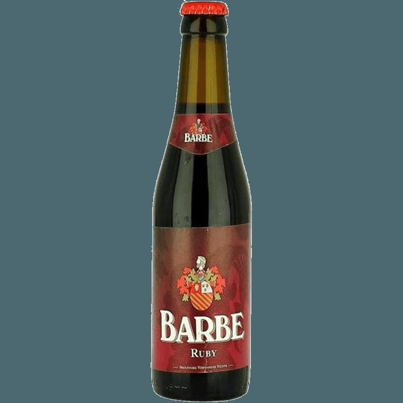 """Пиво """"Verhaeghe"""" Barbe Ruby, 0.33 л. (7.7%)"""