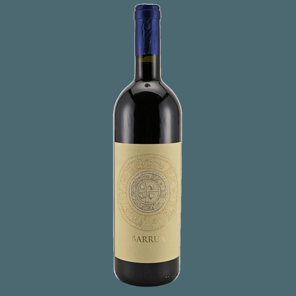 Вино Barrua (красное, сухое), 0.75 л., 2014 г (S)