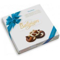 Шоколадные конфеты The Belgian с орехами и изюмом 200г
