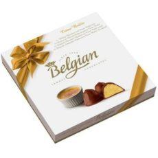 """Шоколадные конфеты The Belgian """"Крем-брюле"""" 200г"""