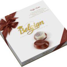 """Шоколадные конфеты The Belgian """"Кафе Латте"""" 200г"""