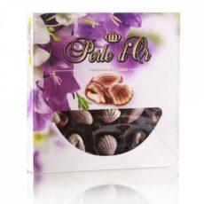 "Шоколадные конфеты The Belgian ""Перл д'Ор"": цветы 195г"