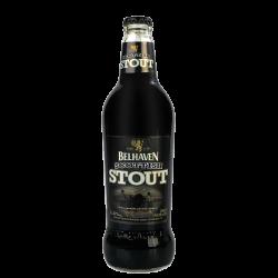 """Пиво """"Белхевен"""" Скоттиш Стаут, 0.5 л., (7%)"""
