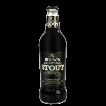 """Пиво """"Белхевен"""" Скоттиш Стаут, 0.5 л., (4.2%)"""