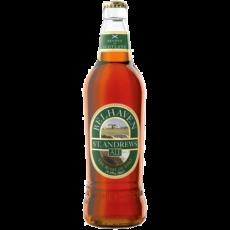 """Пиво """"Белхевен"""" Сент Эндрюс Эль (Belhaven St. Andrews Ale), 0.5 л."""
