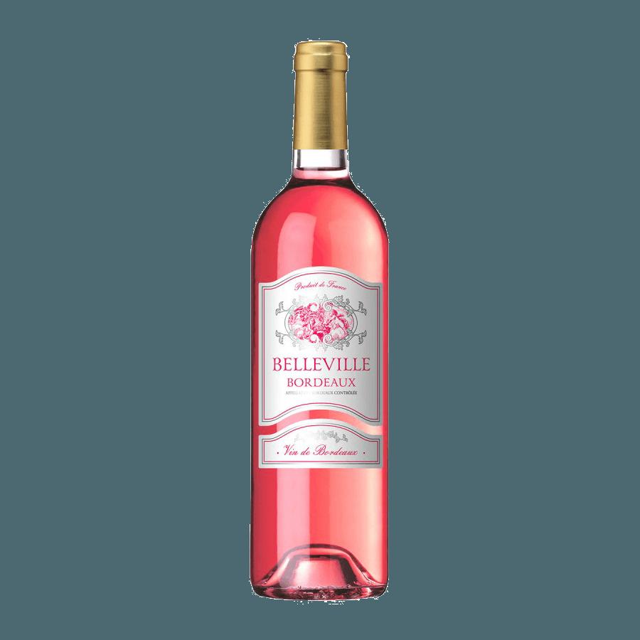 Вино Belleville Bordeaux Rose (розовое, сухое) 0,75 л