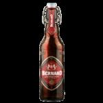 """Пиво """"Bernard"""" Jantarovy Lezak бутылка, 0.5 л."""