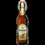 "Пиво ""Bernard"" Svatecni Lezak Бернард, 0.5 л."