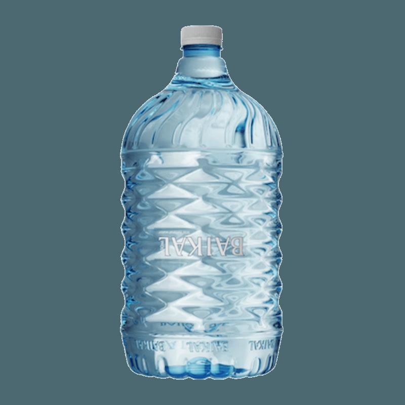 Baikal, природная питьевая вода, негазированная, 9.0 л.