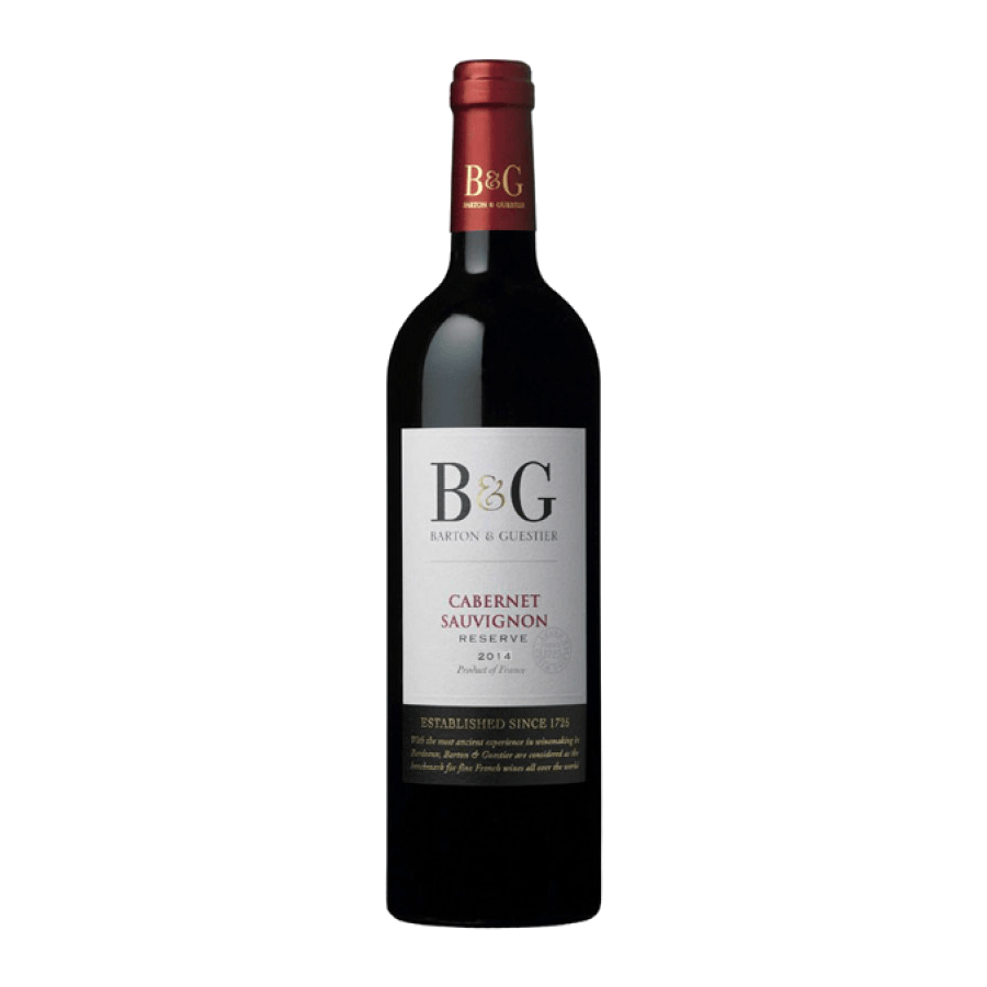 Вино Barton & Guestier Cabernet Sauvignon (сухое) 0,75