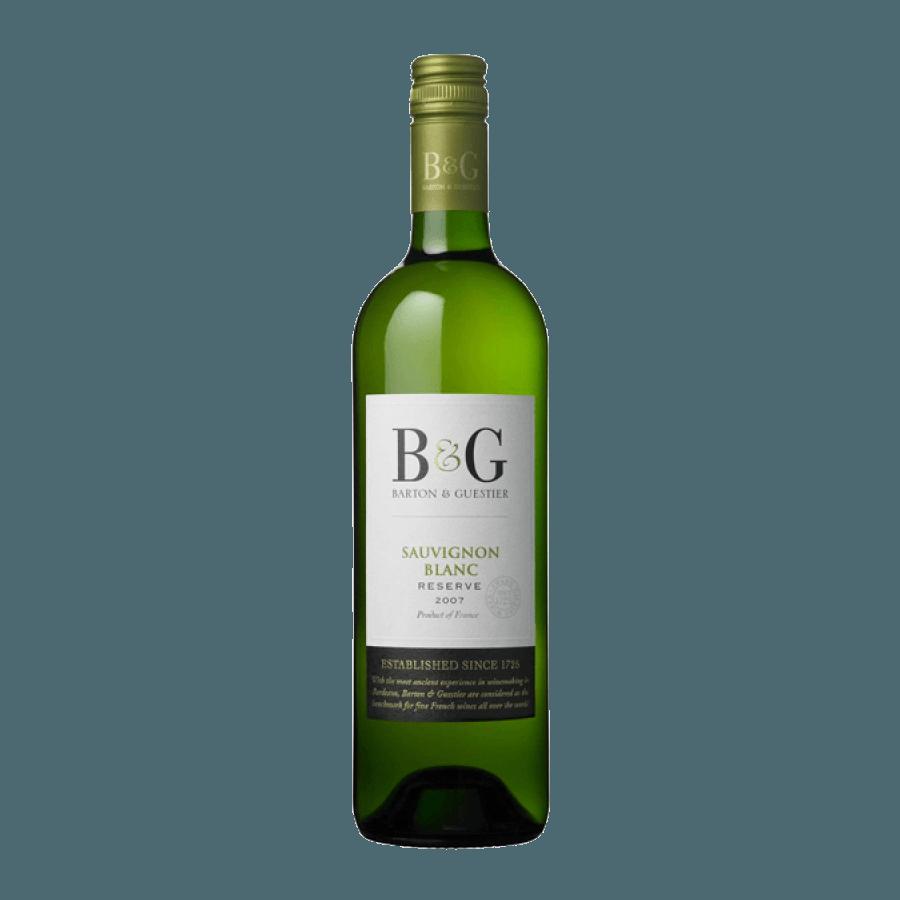 Вино Barton & Guestier Sauvignon Blanc (белое, сухое) 0,75 л