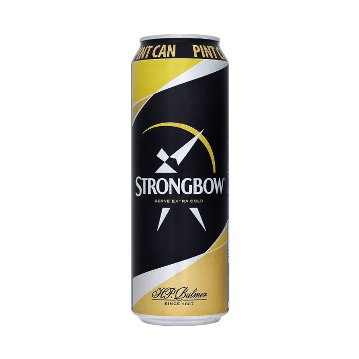 "Сидр Westons ""Strongbow"", (яблочный) 0,5 л."