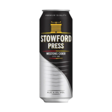"Сидр Westons ""Stowford Press"", (яблочный, полусухой)  0,5 л."