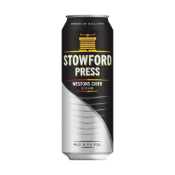 "Сидр Westons ""Stowford Press"", (яблочный, полусухой) 0,5 л."