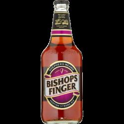 """Темный эль """"Bishop's Finger"""", 0.5 л. (5,4%)"""