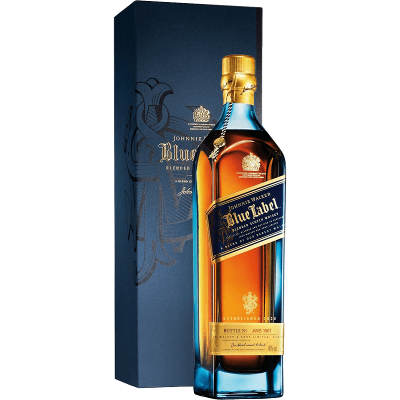 Виски Johnnie Walker Blue Label, 0.7 л.