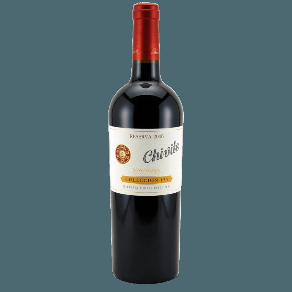 Вино Coleccion 125 Reserva (красное, сухое), 0.75 л. 2012 г. (S)