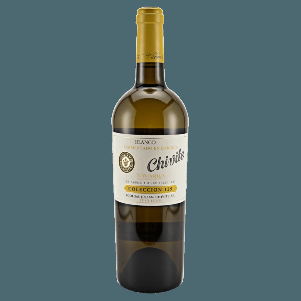Вино Coleccion 125 Blanco (белое, сухое), 0.75 л. 2015 г. (S)