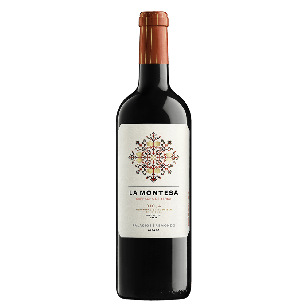 Вино La Montesa (красное, сухое), 0.375 л., 2014 г. (S)