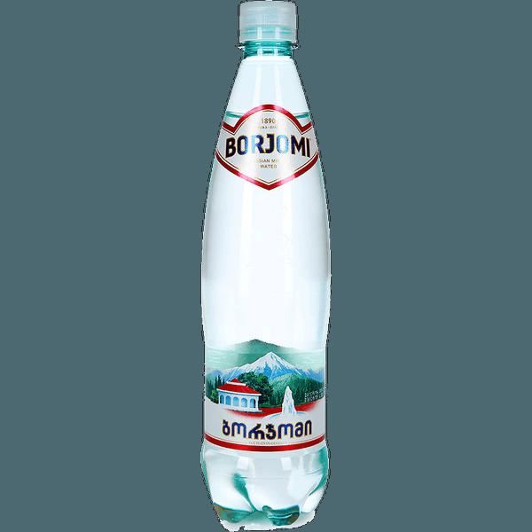 BORJOMI (БОРЖОМИ), минеральная вода, 0.75 л.