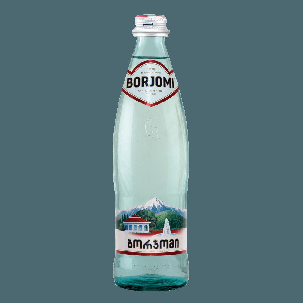 BORJOMI (БОРЖОМИ), минеральная вода, 0.5 л