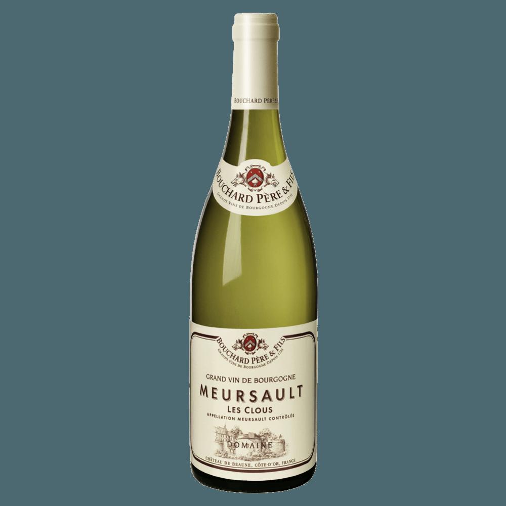 Вино Meursault Les Clous (белое, сухое), 0.75 л., 2015 г. (S)