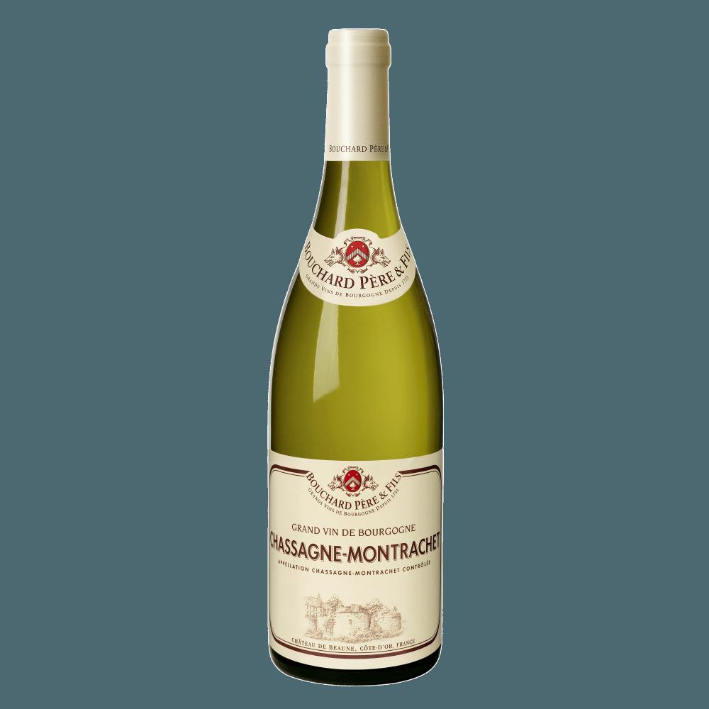 Вино Chassagne Montrachet (белое, сухое), 0.75 л., 2015 г. (S)