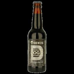 """Крафтовое пиво """"BrewDog"""" Dog D, 0.33л."""