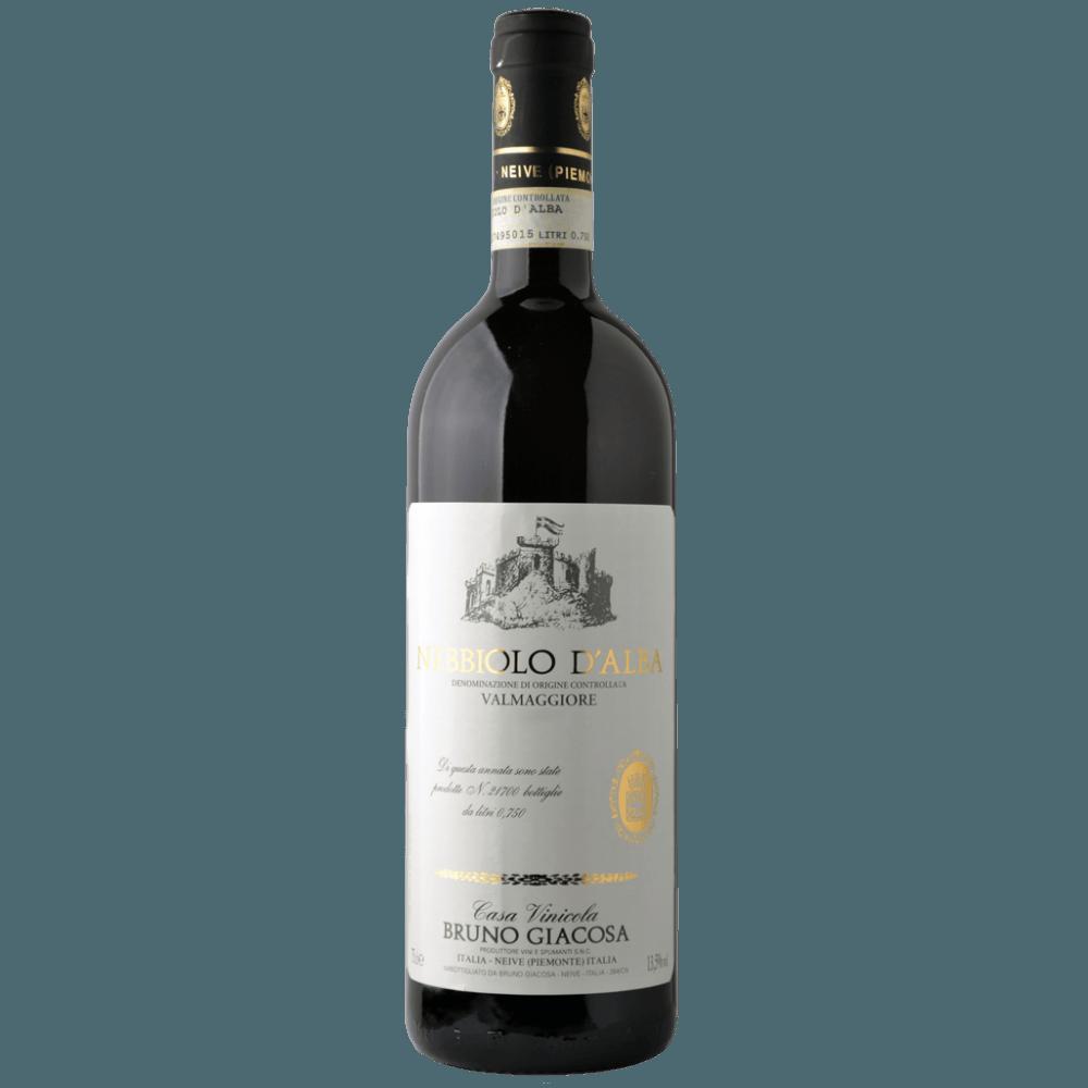 Nebbiolo d'Alba Vigna Valmaggiore (красное, сухое), 0.75 л. 2016 г. (S)
